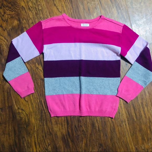 The Children's Place Other - Girls Striped Sweater